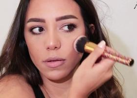 A Fresh Makeup Tutorial for Ramadan by Dana Khedr - دانا خضر تعلمك طريقة وضع مكياج هادئ لرمضان