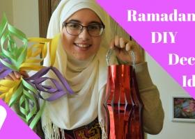 DIY DECORATION IDEAS: RAMADAN EDITION