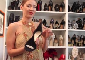 A Walk Inside Natalia Shustova's Closet - Fustany TV